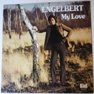 My Love lp - Engelbert Humperdinck