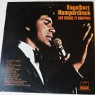 Engelbert Humperdinck lp We Made It Happen xpas71038