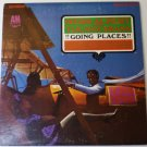 Herb Alpert and the Tijuana Brass: Going Places lp sp4112