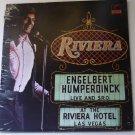 Engelbert Humperdinck lp Live And SRO At The Riviera Hotel Las Vegas