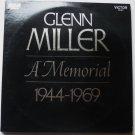 A Memorial lp 1944 -1969 Glenn Miller - Two Albums