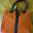 NWT Suede Purse Bag from Bath and Body Works