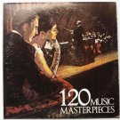 120 Music Masterpieces Highlights - Two Album Set S2S5638