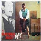 I Remember Buddy lp - Jerry Vale cl1114