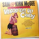 Whoop Em Up Cindy lp - Sam and Kirk McGee G1501