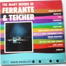 The Many Moods of Ferrante and Teicher lp ual3211