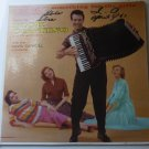 Something for the Girls lp by Dick Contino and his accordion