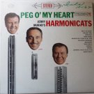 Peg O My Heart lp by Jerry Murads Harmonicats