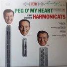Peg O My Heart lp by Jerry Murads Harmonicats