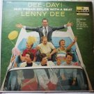 Dee-Day lp with Lenny Dee dl8628