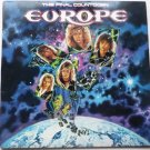 The Final Countdown lp by Europe