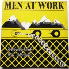 Men at Work lp Business as Usual fc37978