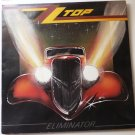 Eliminator lp by Z Z Top t23774