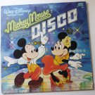 Mickey Mouse Disco lp Walt Disney Productions 2504