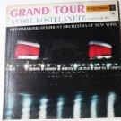 Andre Kostelanetz Grand Tour lp