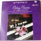 Making Memories lp the Organ Masters CAS 2172
