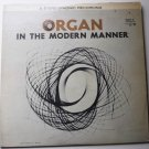 Organ in the Modern Manner with Perry Burgette and Trio
