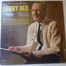 My Favorite Things lp - Lenny Dee dl 4706