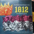 Tchaikowskys 1812 Overture lp and Capriccio Italien