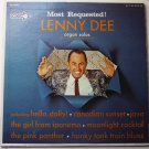 Most Requested lp - Lenny Dee