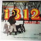 Tchaikowskys 1812 Overture lp by Serge Ivanoff