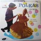 Polkas for Parties lp by Wally Mateck