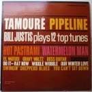 Tamoure Pipeline Bill Justis Plays 12 Top Tunes lp