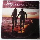 A Lovers Concerto lp by Living Jazz cal985