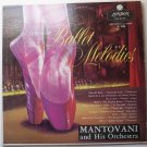 An Album of Ballet Melodies lp - Mantovani and His Orchestra