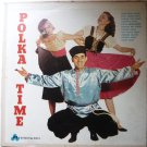 Polka Time on Riviera Records Rare lp