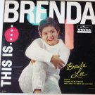 This Is Brenda lp by Brenda Lee dl4082