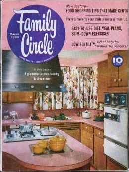 Family Circle Magazine March 1963