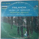 Music Of Sibelius - Finlandia by Morton Gould lp  lsc2666