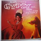 Gypsy Music From All Over The World lp by Various Artists