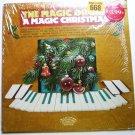 The Magic Organ lp A Magic Christmas r8136