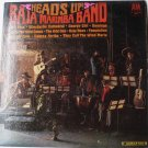 Heads Up lp - Baja Marimba Band lp123 VGV