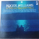 By Special Request Vol 2 lp by Roger Williams