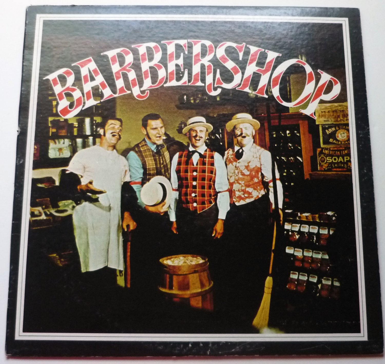 Barbershop lp the Extension Chords