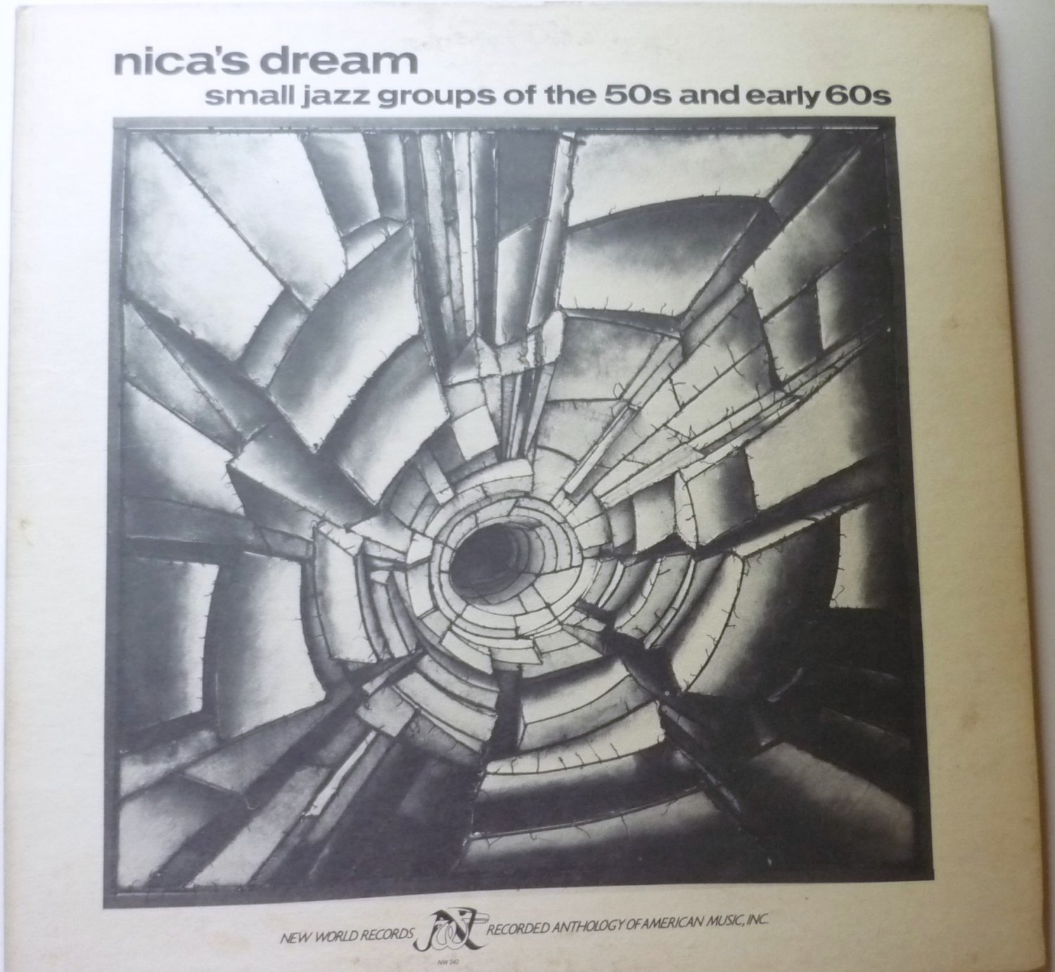 Nicas Dream lp by Various Artists