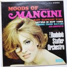 Rudolph Statler Orchestra ~ Moods Of Composer Henry Mancini lp