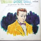 Lonesome George Gobel In Person At The Sands lp
