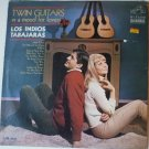 Twin Guitars - In A Mood For Lovers lp by Los Indios Tabajaras