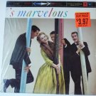 S Marvelous lp by Ray Conniff - Stereo