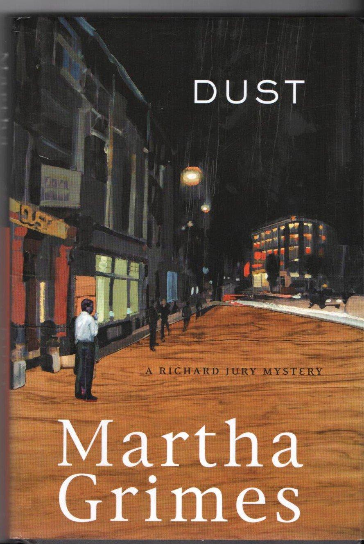 Dust: A Richard Jury Mystery -  Martha Grimes