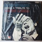 Enzo Stuarti Sings a Tribute To Mario Lanza lp Stereo