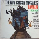 The New Christy Minstrels Ramblin featuring Green Green lp