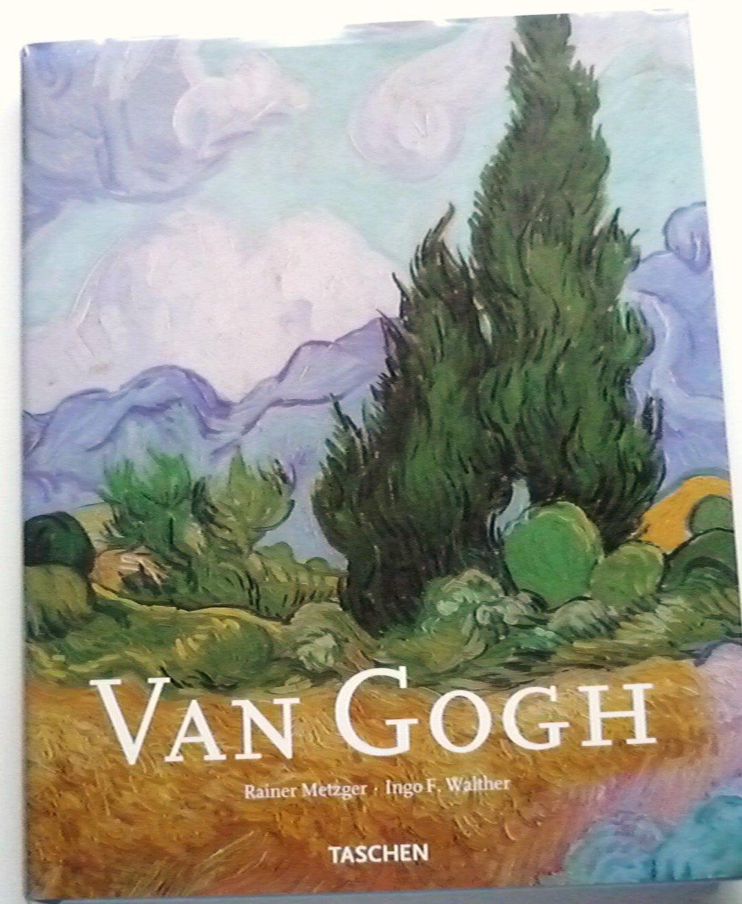 Vincent Van Gogh : 1853-1890 HC 3822872253 Metzger Walther