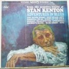 Stan Kenton Adventures in Blues lp st1985