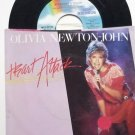 Heart Attack / Strangers Touch 45 by Olivia Newton-John