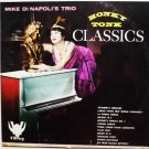 Honky Tonk Classics lp by Mike Di Napoli
